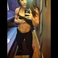 Girl with muscle - Yasmine Nassar