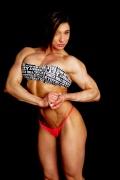 Girl with muscle - Karyn Bayres
