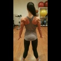 Girl with muscle - Rachel Mara