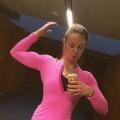 Girl with muscle - Johanna Svan