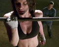 Girl with muscle - Michelle Ryan