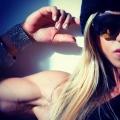 Girl with muscle - Rafaela Rabi