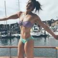 Girl with muscle - Jasmine Schmalhaus