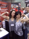 Girl with muscle - pauline nordin (l)