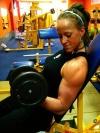 Girl with muscle - Karolina Wedrak