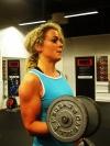 Girl with muscle - ida