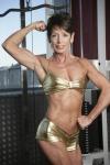Girl with muscle - Marina Cornwall