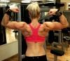 Girl with muscle - Sofie Rundberg