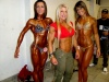 Girl with muscle - Ana Paula Silva (L)  Anne Freitas,  Renata Guaraci