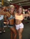 Girl with muscle - Helene Ahlson / Nora Girones