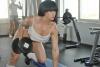 Girl with muscle - aleksandra cheshkova