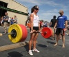 Girl with muscle - Jolie Gentry xfit