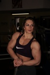 Girl with muscle - Evelien Nellen-Van Pelt