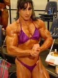 Girl with muscle - Maria Rita Bello