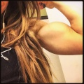 Girl with muscle - Andrea Cadavid
