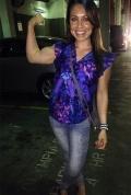 Girl with muscle - Linda Machado