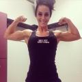 Girl with muscle - Mandi Ashley