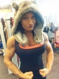 Girl with muscle - Yo Lazarov
