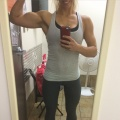 Girl with muscle - Shanni