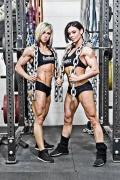 Girl with muscle - Jess Martin / Jodi Boam