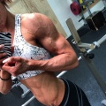 Girl with muscle - Johanna Trulsson
