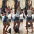 Girl with muscle - Brenda Salas