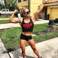 Girl with muscle - Sammy Swoles