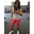 Girl with muscle - Christy Phomphakdy