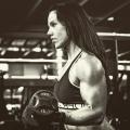 Girl with muscle - Josine Bolenius