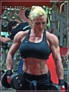 Girl with muscle - Lorena Inarra