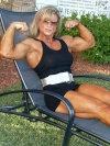 Girl with muscle - Beverly DiRenzo
