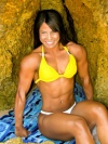 Girl with muscle - Priscila Collins