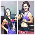 Girl with muscle - Vivi Crespo