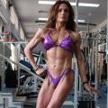 Girl with muscle - Barbara Bagnolati