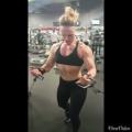 Girl with muscle - Sara Holda
