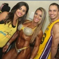 Girl with muscle - Dinha Andrade