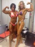 Girl with muscle - Kashma Maharaj / Joanna Romano