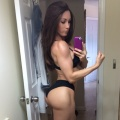 Girl with muscle - Casey Marshall