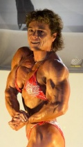 Girl with muscle - Sandrine Volpato