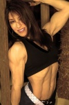 Girl with muscle - Susan Arruda