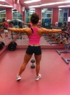 Girl with muscle - Mande Martinez