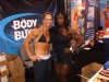 Girl with muscle - Lisette Valdes (L) - Dayana Cadeau (R)