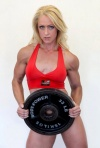 Girl with muscle - Lynsey Beattie-Ahearne
