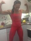 Girl with muscle - Maria Kostadinova