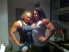 Girl with muscle - Betty Viana / Alina Popa