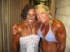 Girl with muscle - Jackie Horan / Lisa Taubenheim