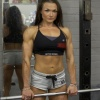 Girl with muscle - Rachael Grice
