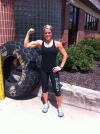 Girl with muscle - Ashley Swoboda