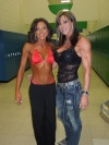 Girl with muscle - Lynnie Brooks (R)