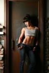 Girl with muscle - seon-hwa hwang